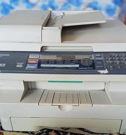 Принтер сканер факс 3 в 1