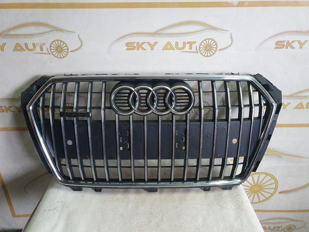 Grila radiator Audi A4 8W Allroad dupa 2016 cod 8W0853651R