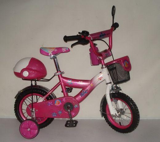 Детски велосипед 12 цола с помощни колела