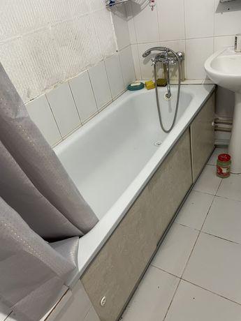 Ванна, раковина, унитаз