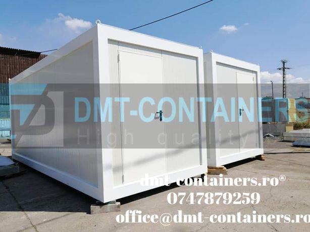 Birouri din containere modulare