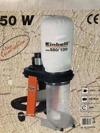 Aspirator rumegus (Exhaustor) Einhell 550/100