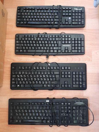 Клавиатуры Genius и HP