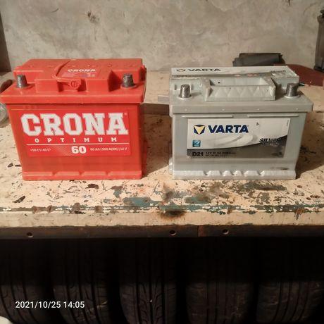 Аккумуляторы VARTA, CRONA