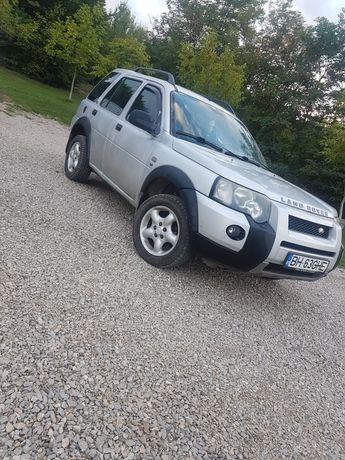 Vând sau schimb Land Rover Freelander