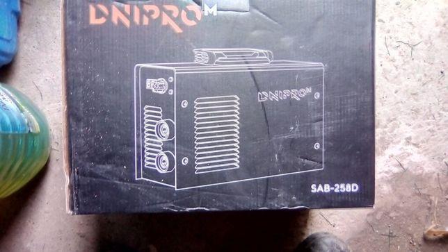 invertor aparat de sudura dnipro SAB 258