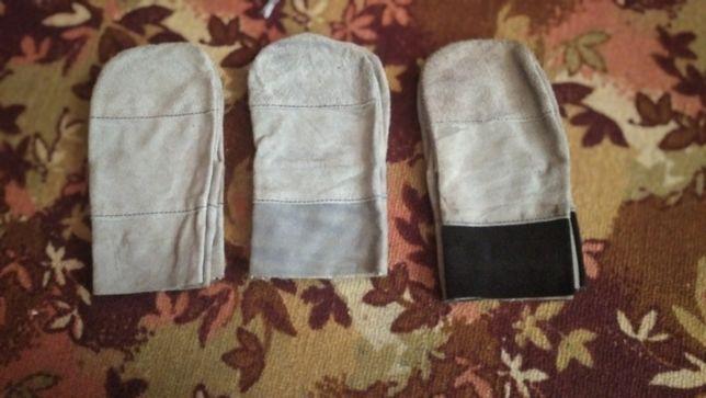 Руковицы, перчатки резиновые