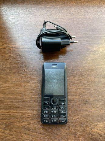 Nokia черная в хорошем состоянии