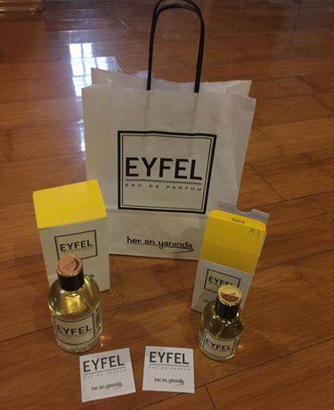 Parfum corp EYFEL, dama, bărbat, unisex