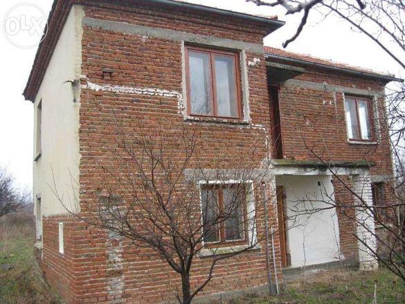 Продавам къща в с. Житосвят, обл. Бургас