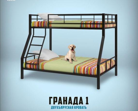 Двухяростная кровать с доставкой