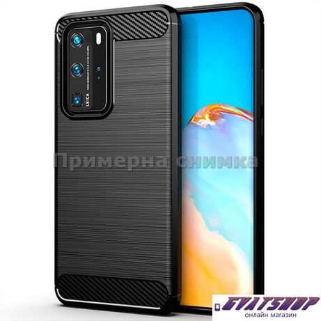 Кейс Forcell Carbon за HUAWEI P40/ Pro/P40 Lite/P40 Lite 5G/P40 Lite E