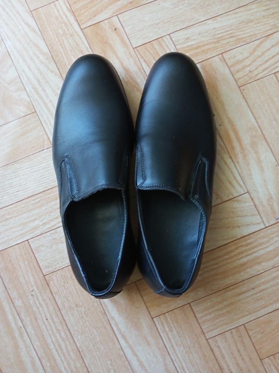муж обувь кожаный