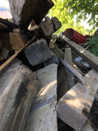 Grinzi de lemn gorun peste 50 ani vechime