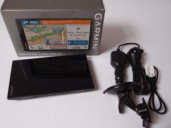 GPS Garmin DriveSmart 61 LMT-D , 61 LMT-S EU 6 и Garmin 60CSx