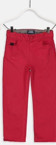 7-8 год. LcWaikiki червени панталони