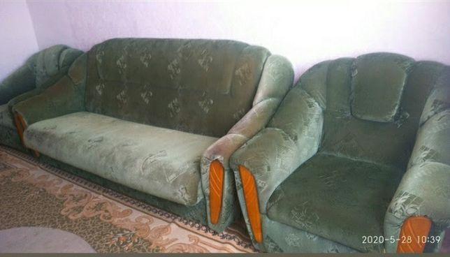 Продам мягкую мебель срочно