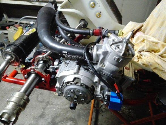 Двигатели за картинг клас КZ