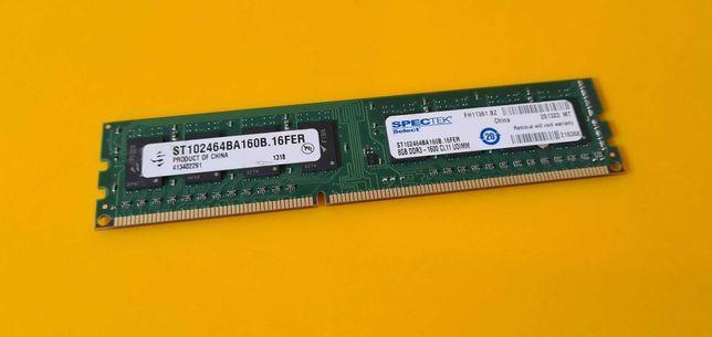 8GB DDR3 Desktop,1x8GB,Spectek,1600Mhz,CL11,Doble Sided