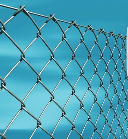 Plasa împletită gard