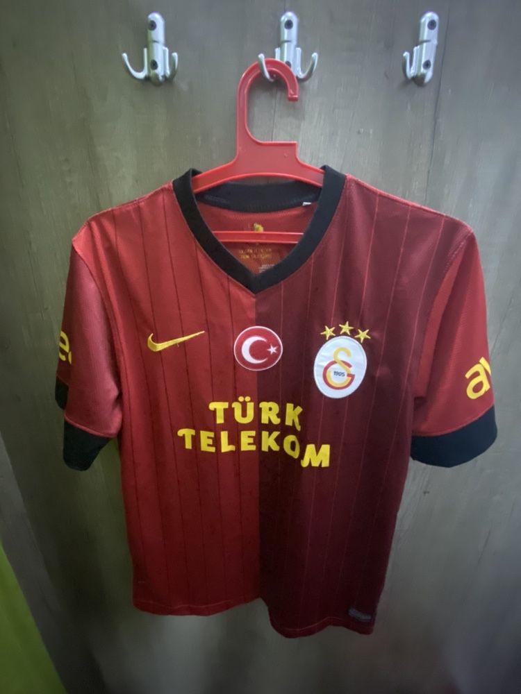 Tricouri fotbal autentice: Ac Milan, Galata, Trabzon, Zurich, Sion