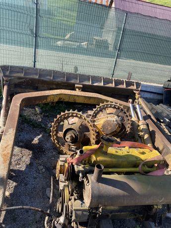 Vand lama buldozer + cilindrii