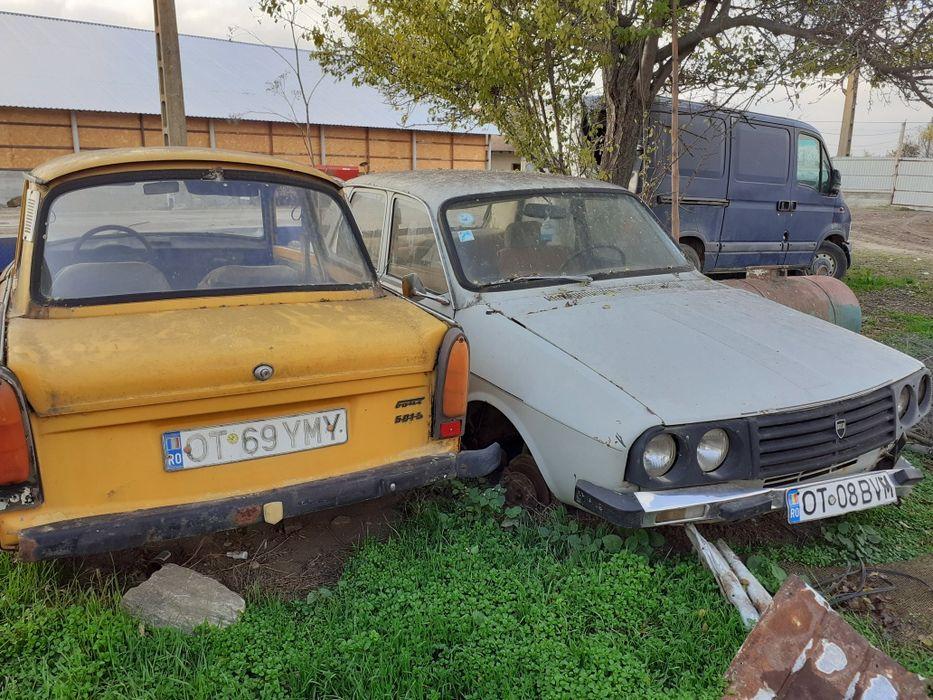 Vand TRABANT si Dacia 1310 pentru piese Tufeni - imagine 1