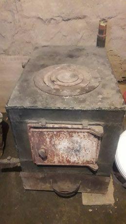 печка на угле хорошем состоянии находится кызыл-кайрате тел