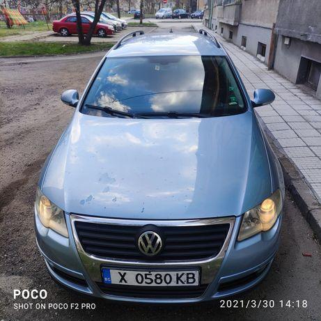 Пасат 6 2.0 ТДИ 170к.с. DPF OFF
