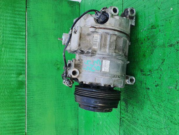 Compresor ac n63 4.4 5.0i f01 f01 m5 m6 x5 x6 cod 9154072