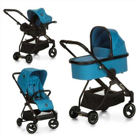 Бебешка количка HAUCK iCoo Acrobat XL Plus 3в1