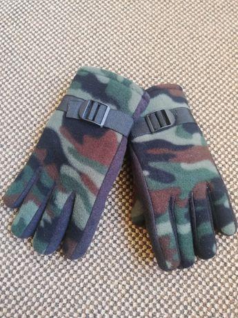 Камуфлажни топли ръкавици