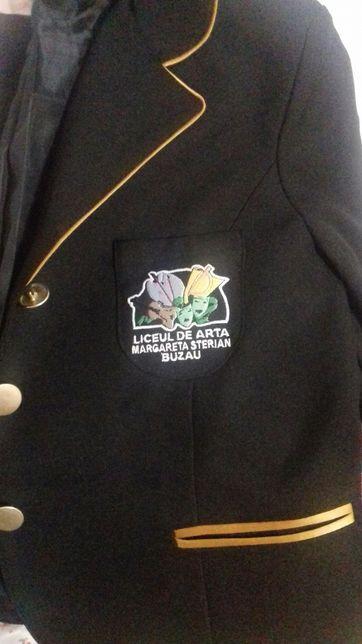 Uniforma liceul de arta margareta sterian