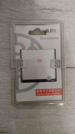 Заводской аккумулятор для Lenovo P780 (BL211, 4000mAh)
