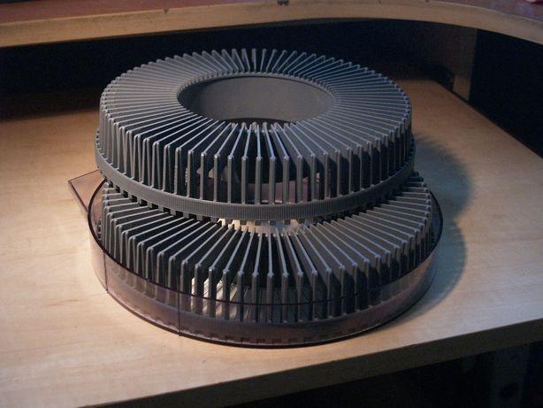 Magazii circulare pentru diapozitive Rollei