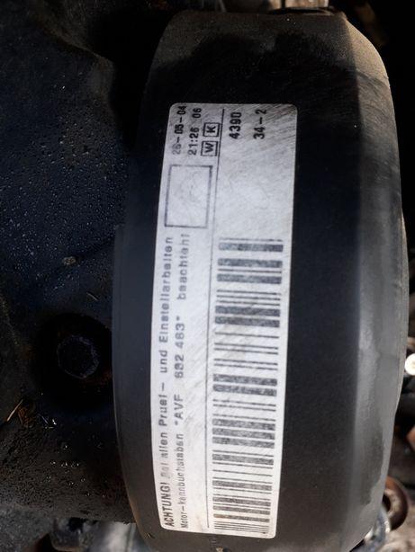 Motor passat/audi/skoda 1.9 AVF