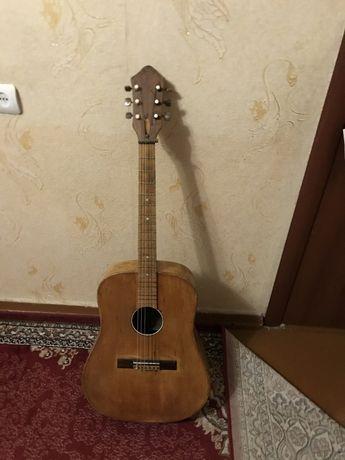 Очень хорошоя гитара