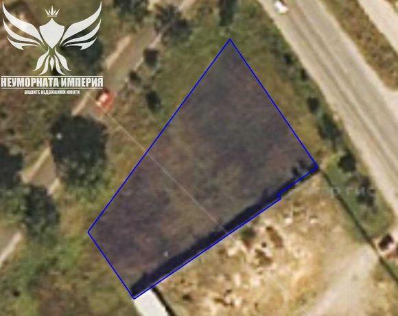 Продавам имот 2 декара първа линия-Асеновград преди кв.Долни Водeн