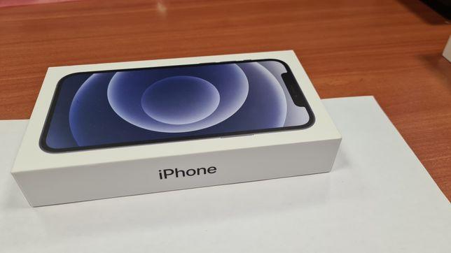 Iphone 12  Black  64GB  nou