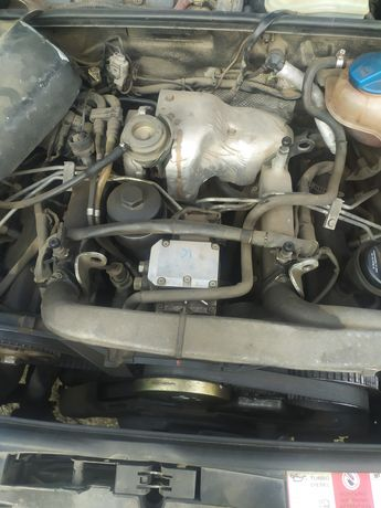 Продам двигатель AKN 2.5 TDI дизель на запчасти
