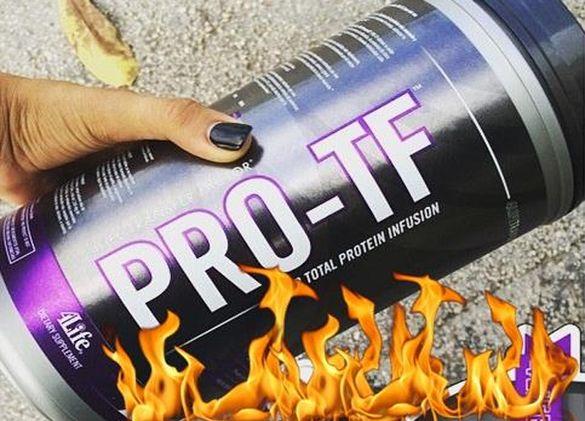 PRO-TF™ - хидролизиран суроватъчен+яйчен протеин 46 порц