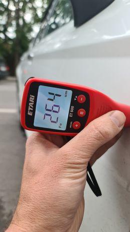 Компьютерная диагностика авто толщиномер дымогенератор проверка авто