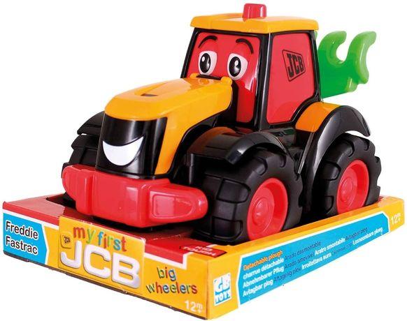 Tractoras de jucarie My 1st JCB Big Wheeler Freddie