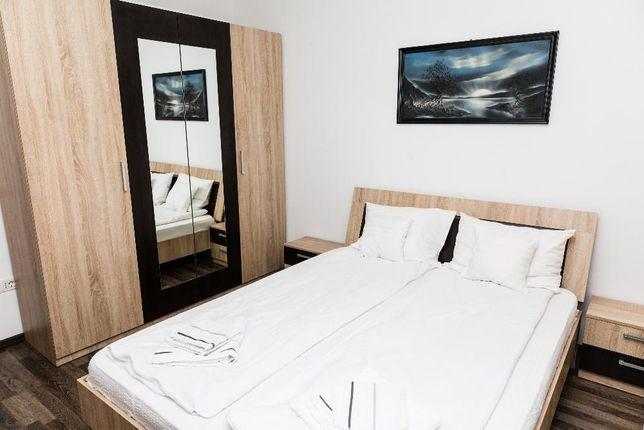 Cazare Inchiriere Regim Hotelier Apartament 2 cam. lux decom. Prima