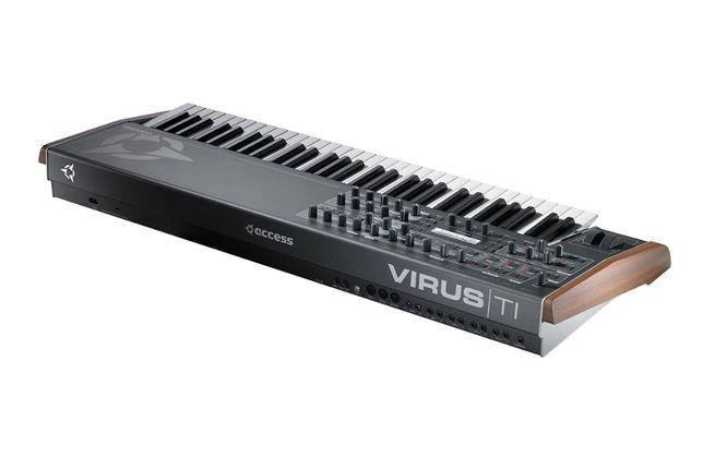 НОВЫЙ! Синтезатор Acess VIRUS TI 2 keyboard