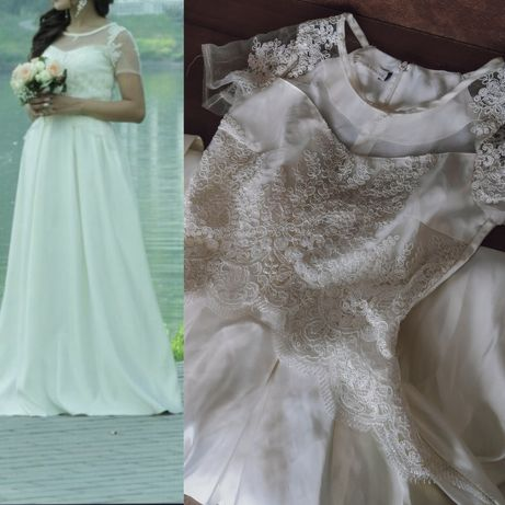 Свадебное платье ДЁШЕВО! Ликвидация товара!