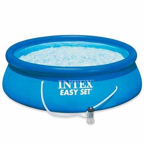 Piscină Intex Easy Set 3,66m x 91cm