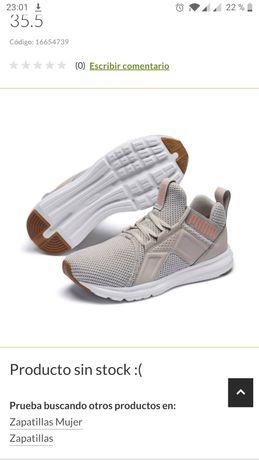 De vânzare pantofi sport PUMA Zapatilla Enzo Weave Wns 35.5