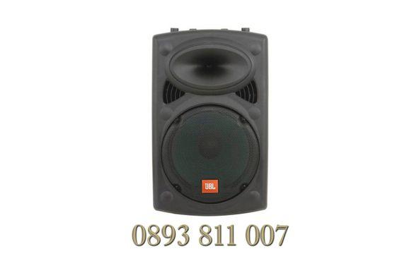 ПРОМО! 5000w JBL 15ка Караоке тонколона/уредба 15 Bluetooth 2 микрофо