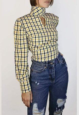 Bluza vintage cu spatele gol